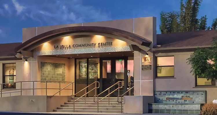La Jolla Community Center Venue