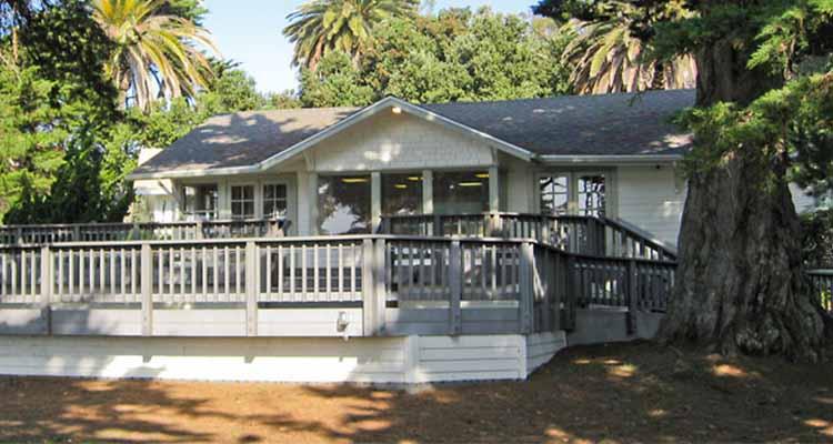 Martin Johnson House Venue
