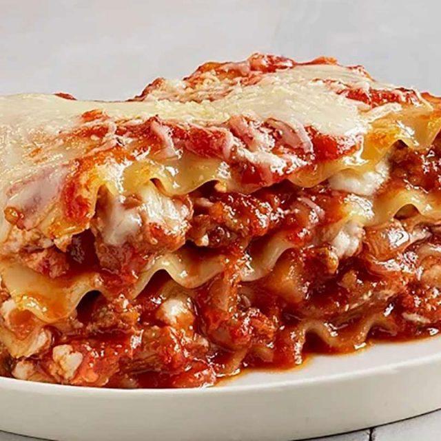 Italian Style Lasagna