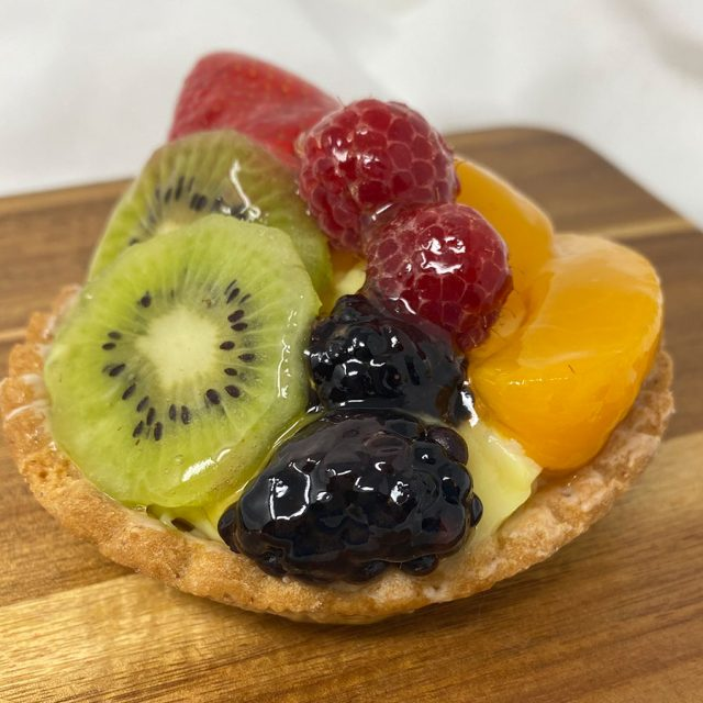 Mixed Fruit Tart