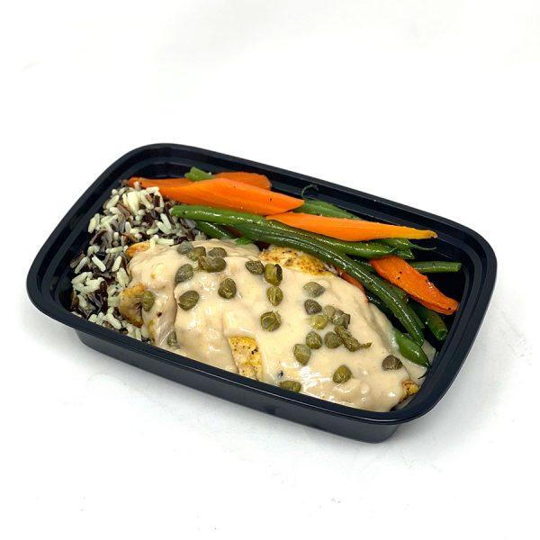 piccata prepared meals to go