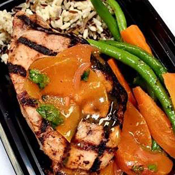 Pork Loin Chop