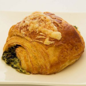 Cheese Spinach Croissant