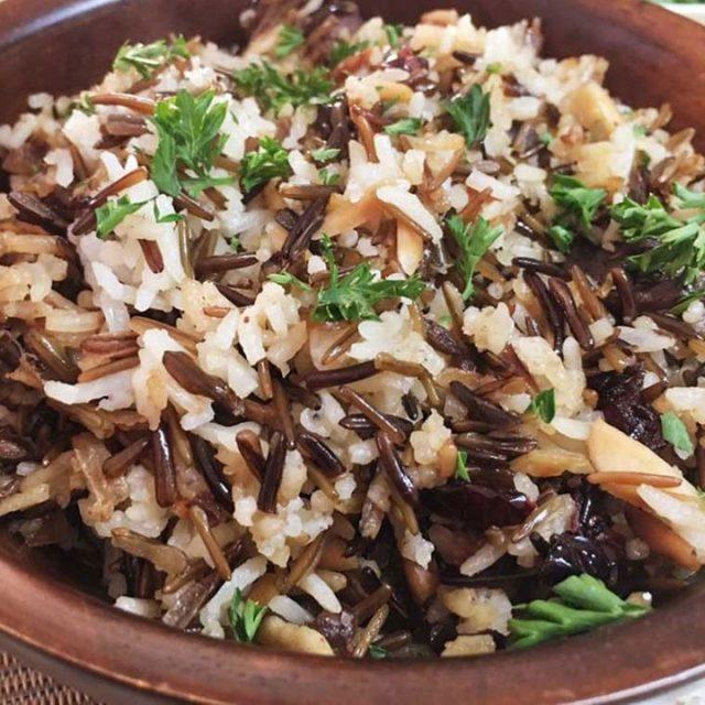 Mix Wild Rice Pilaf