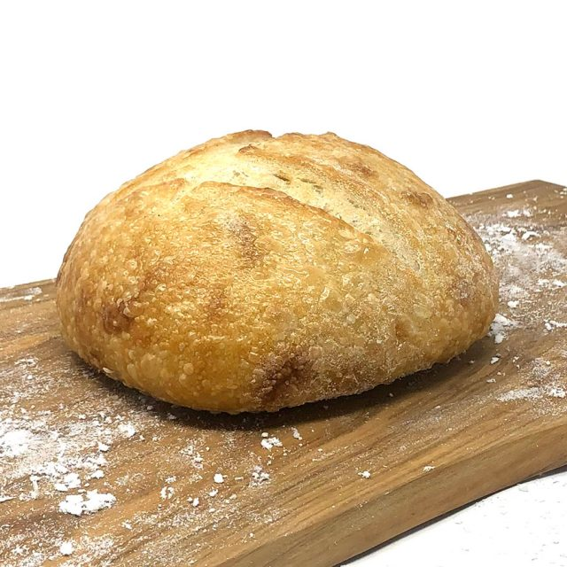 Sourdough Bread Bowl